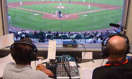 The Long Island Ducks and be heard on the iBN Sports Network