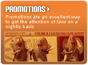Promotion Sponshorship Opportunities with the Long Island Ducks