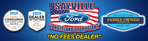 Sayville Ford - Homepage