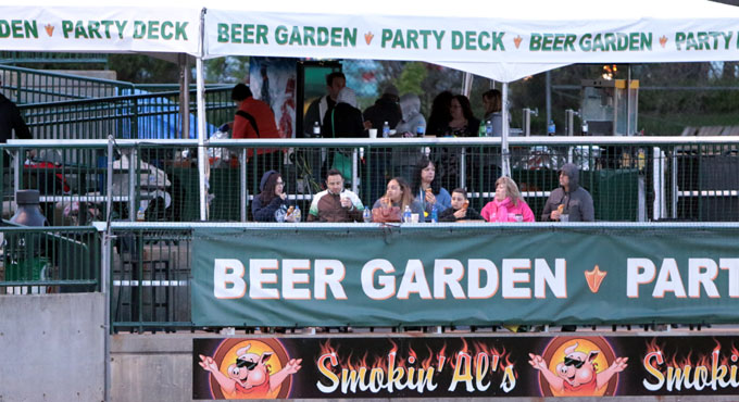 THURSDAY, MAY 5 - CINCO DE MAYO FIESTA IN THE BEER GARDEN!