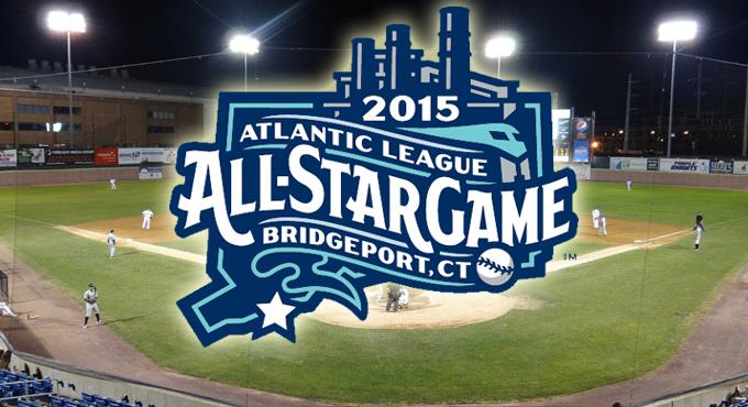 BRIDGEPORT BLUEFISH TO HOST 2015 ATLANTIC LEAGUE ALL-STAR GAME