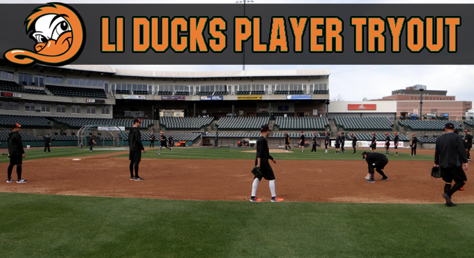 DUCKS TO HOST PLAYER TRYOUT