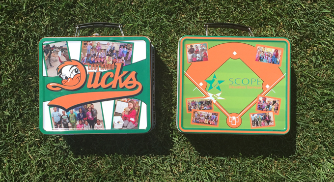 GAME TONIGHT: LUNCH BOXES, LUCKY SEAT GIVEAWAY & THIRSTY THURSDAY!