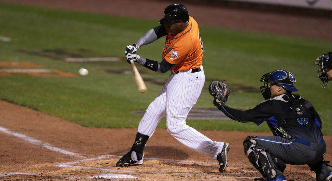 SKEETERS RALLY LATE TO CLAIM ATLANTIC LEAGUE CHAMPIONSHIP