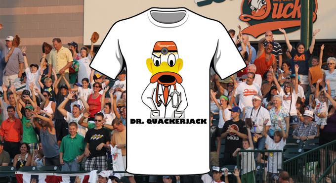 THURSDAY, JUNE 30 - DR. QUACKERJACK T-SHIRTS & THIRSTY THURSDAY!