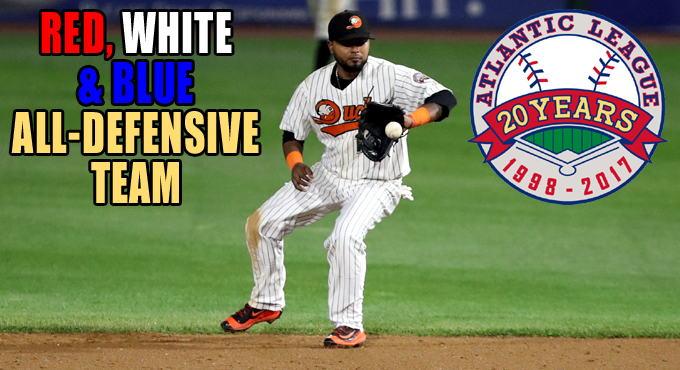 REYES RECOGNIZED FOR DEFENSIVE PROWESS