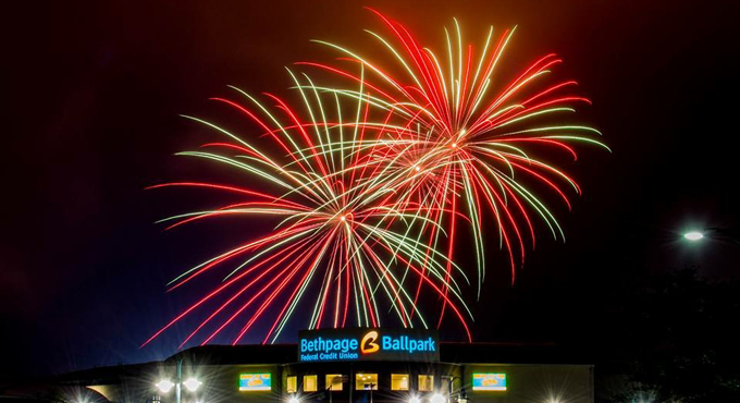 GAME TONIGHT: FIREWORKS SPECTACULAR & TWO-FER TUESDAY!
