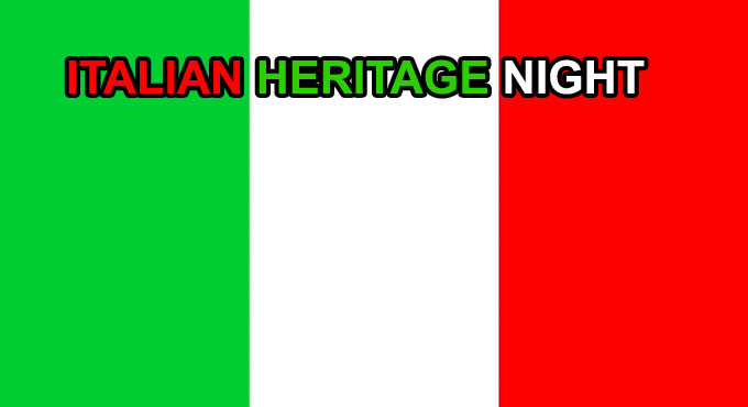 FRIDAY, SEPT. 19 - DUCKS VS. BLUE CRABS - ITALIAN HERITAGE NIGHT - TICKETS AVAILABLE NOW!