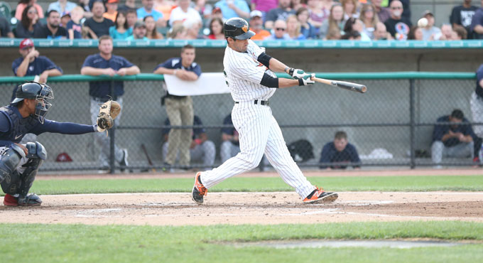 TWO-OUT RUNS DOOM DUCKS IN SEE-SAW AFFAIR