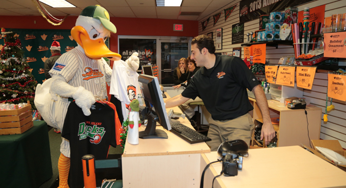 WADDLE IN OPEN FOR HOLIDAY SHOPPING/TOY DONATION DROPOFF