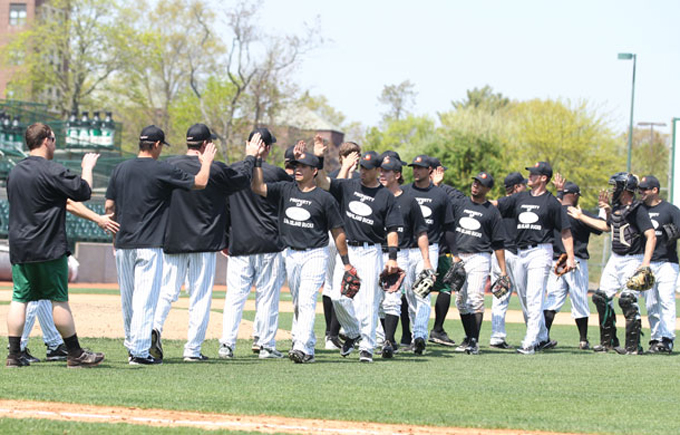 DUCKS HOST NYPD IN SPRING TRAINING GAME TODAY