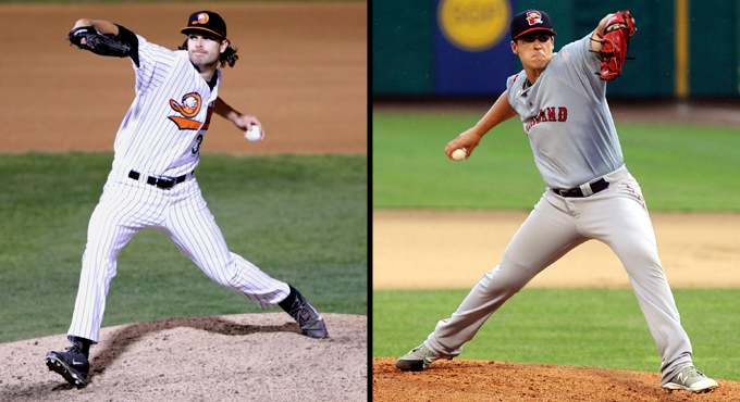 DUCKS ADD TWO TO STARTING ROTATION