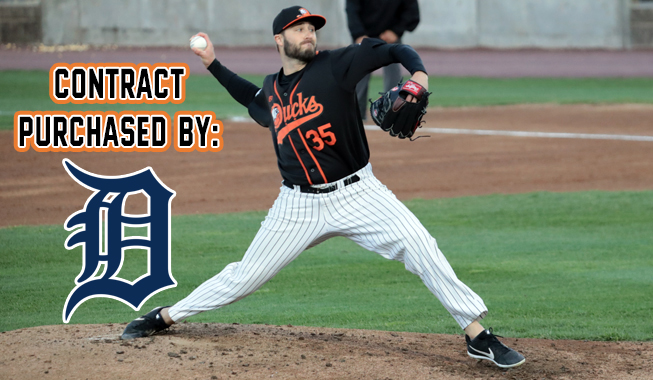 Tim Adleman S Contract Purchased By Detroit Tigers