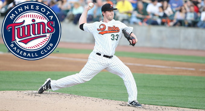 TIM MELVILLE'S CONTRACT PURCHASED BY MINNESOTA TWINS
