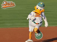 QuackerJack Running the Bases